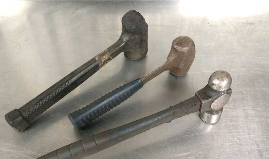 hammer selection