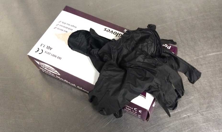 mechanics disposable gloves