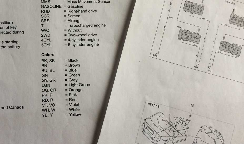 How To Read Car Wiring Diagrams  Short Beginners Version