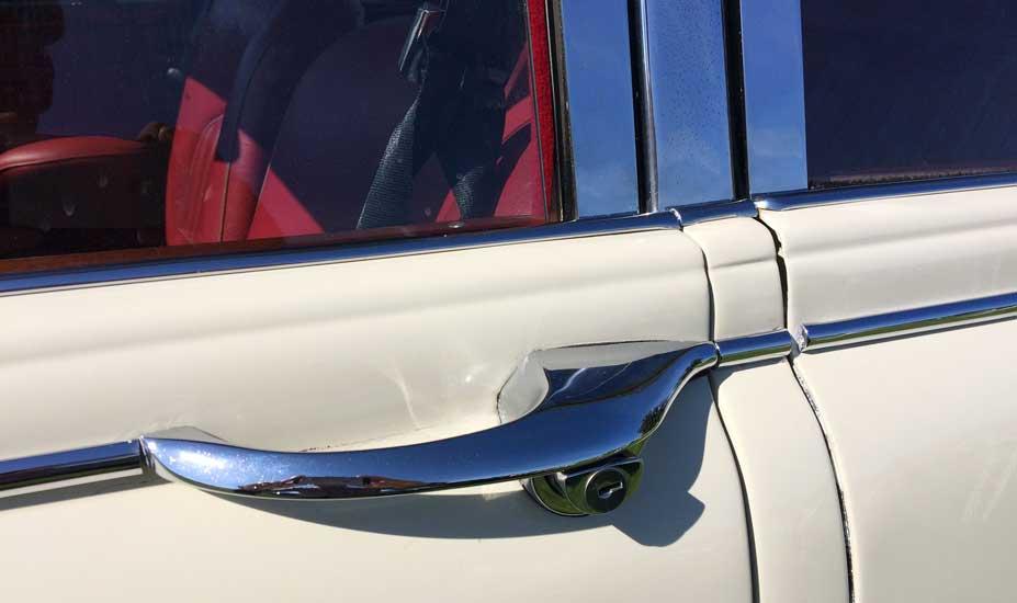 Jaguar door lock