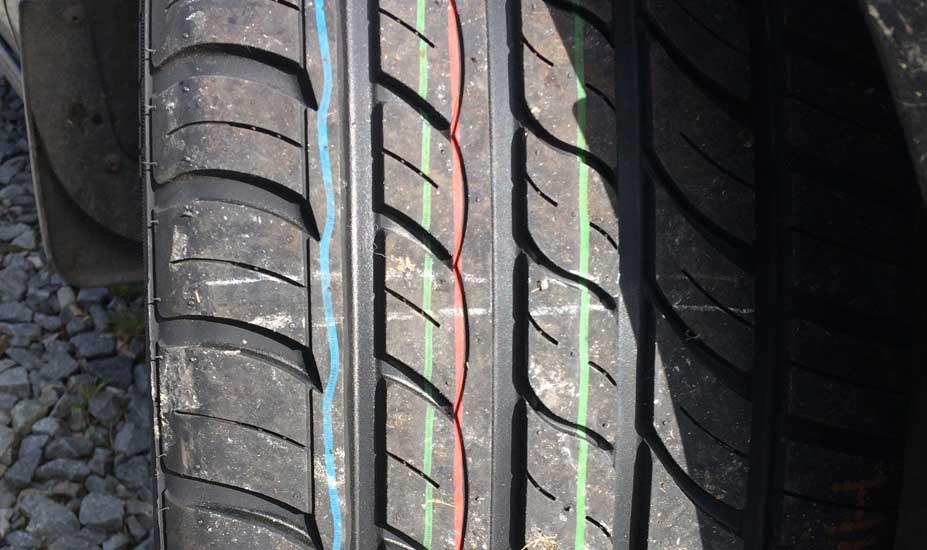 Tire noise