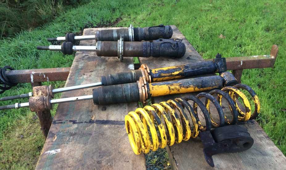 springs and shocks