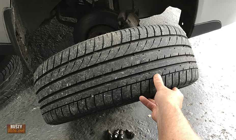 Tire condition