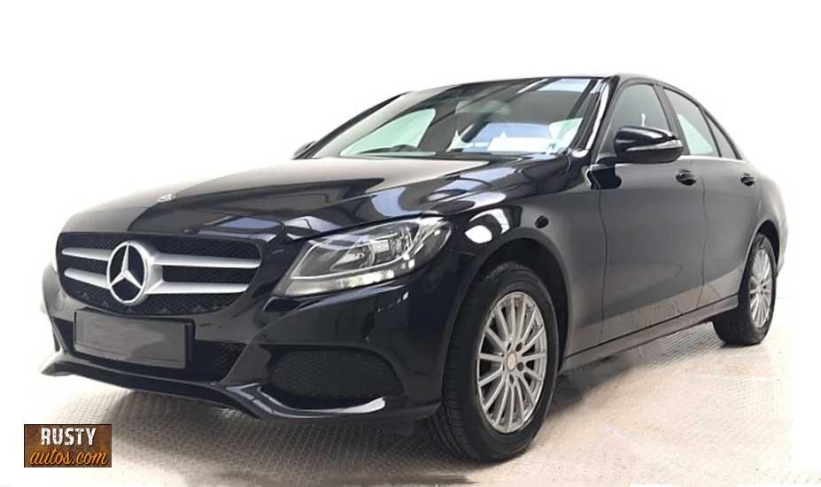 New model Mercedes e class