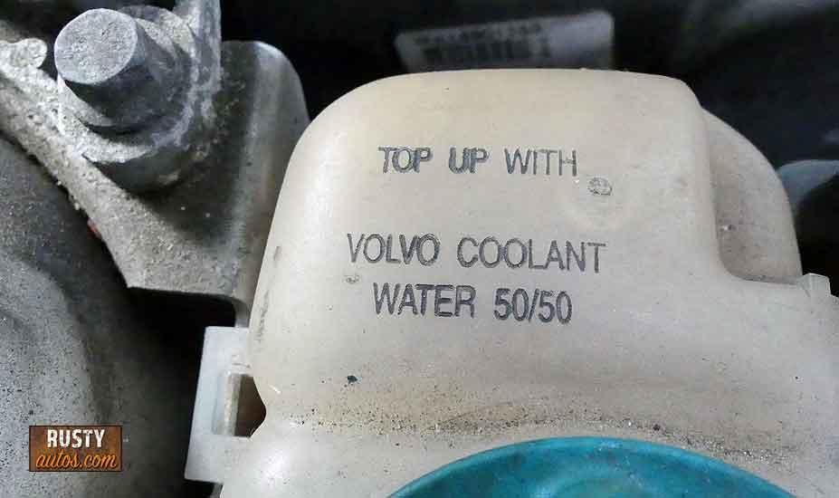 Coolant type