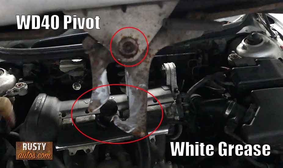 Hood safety latch