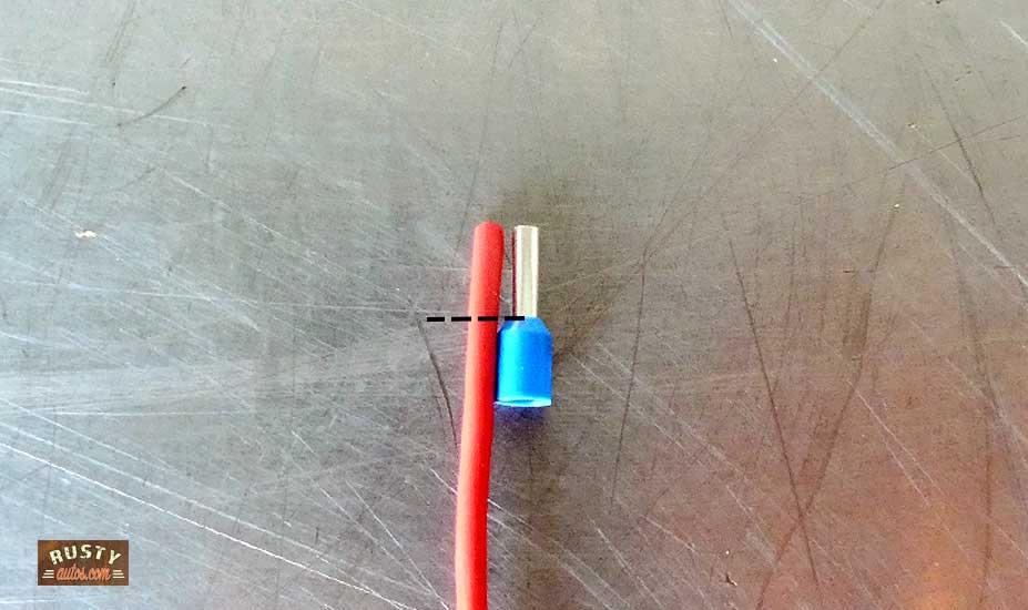 Strip wire